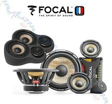 FOCAL PS 165 F3 EXPERT KIT 3 WAY 160W WOOFER 165mm MID TWEETER + MID-BOX
