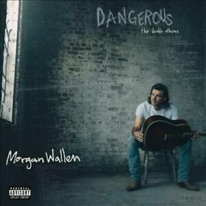 Morgan Wallen Dangerous The Double Album 2cd Sand in My BOOTS Wasted on You 0218