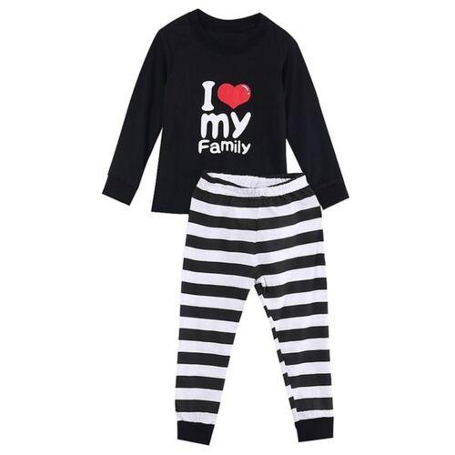 Kinder Schlafanzug Karikatur Baumwoll Pyjamas Set 110CM 5t P2H3