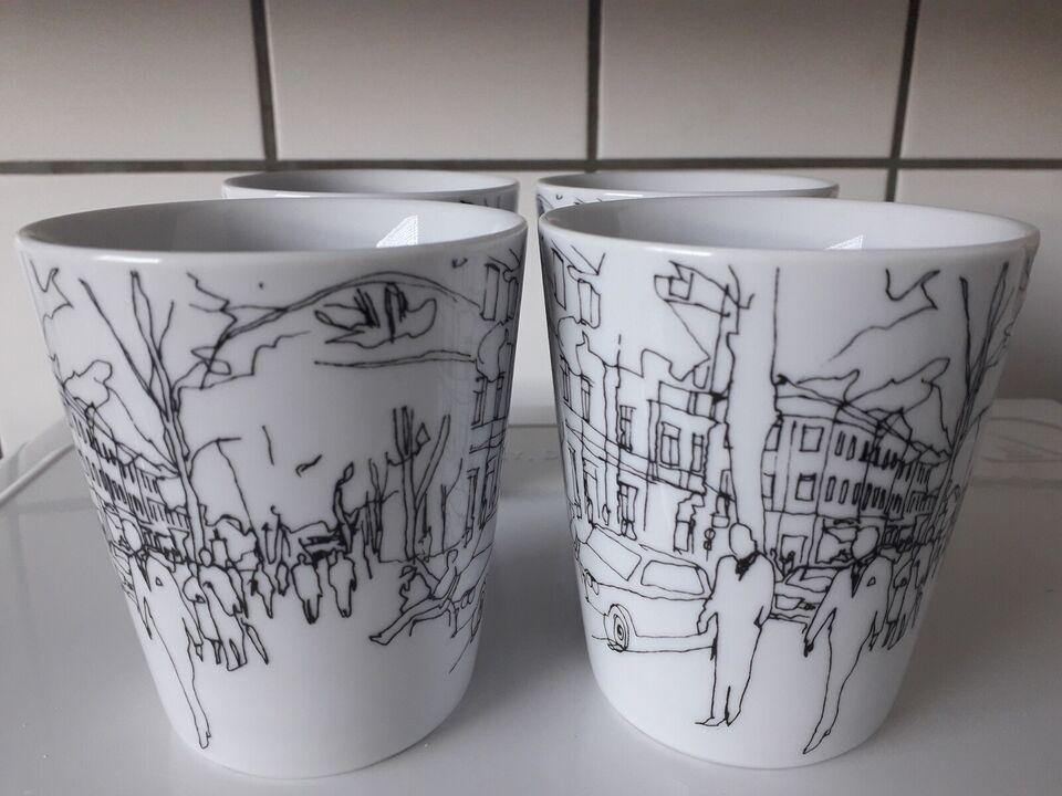 Porcelæn, Marimekko, Moments / Heitkia