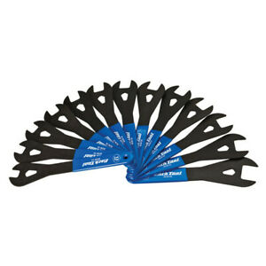 28mm-New Park Tool SCW-SET.3 Hub Cone Wrench Set-14 Wrenches-13-24 26