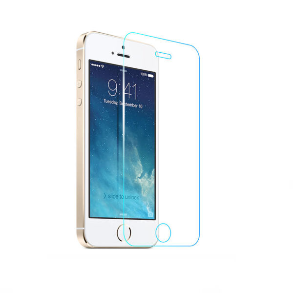 TEMPERED GLASS SCREEN PROTECTOR FOR IPHONE 5 5C 5S 6 6S PLUS 7 PLUS USA