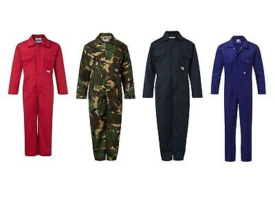 BlueCastle Tearaway Junior Kids Camo,Navy /& Blue Coverall Overall Boiler Suite