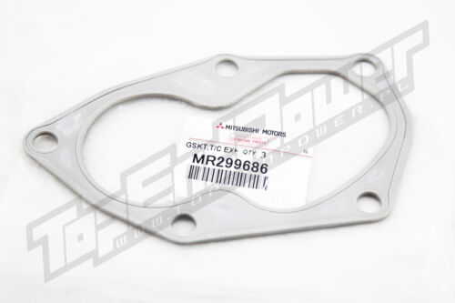 Genuine OEM Mitsubishi Lancer EVO 6 7 8 9 Turbo outlet gasket 4g63 downpipe