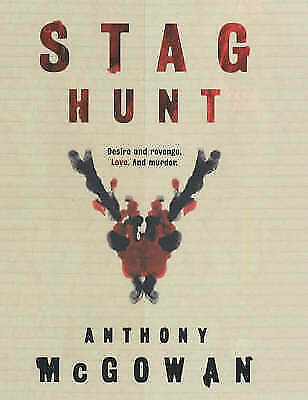 1 of 1 - Stag Hunt, Mcgowan, Anthony, Very Good Book