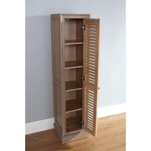 Gentil Details About James Martin Savannah/Providence Small Linen Cabinet,  Driftwood   238 107 5011