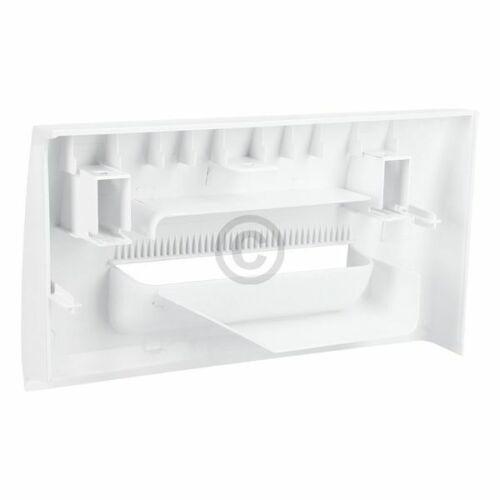 Top original Siemens 00640410 Poignée Plaque waschmitteleinspülschale laver périphériques
