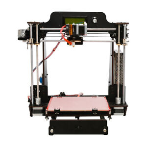 Geeetech 3D Printer Pro W Upgraded Quality Wood High Precision Large Print  Size - eBay
