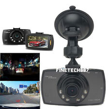 "1080P 2.7"" LCD Car Camera Full HD Dash Cam Crash DVR G-sensor Night Vision"