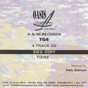 Tg4 4 Track Cd Promo W Artwork Music Audio Cd Virginity Can T Trust Pop Sweat Ebay