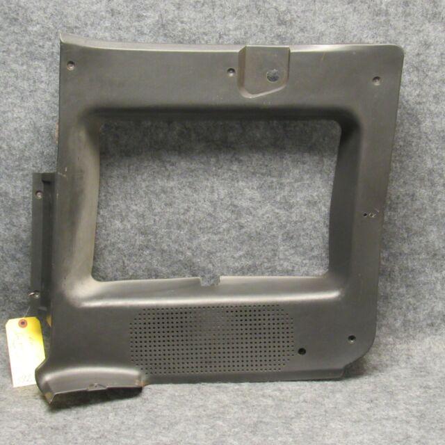 1990-1994 S10 Extended Cab RH Rear Vent Window Interior