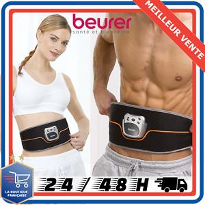 Beurer-Em35-Ceinture-de-Musculation-Abdominale-Electro-Stimilation-Noir-Unisexe