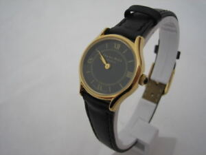 NOS-NEW-VINTAGE-SWISS-GOLD-PLATED-HAND-WINDING-CHARLES-ANDRE-WOMEN-039-S-WATCH-1960S