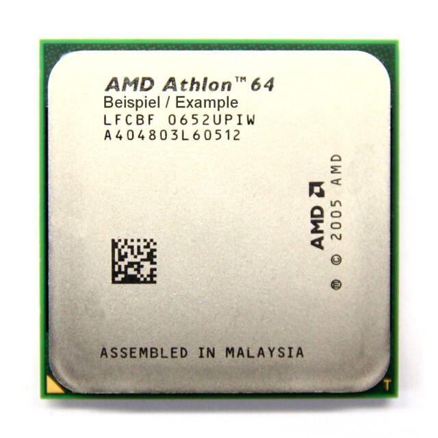 Amd Athlon 64 3800+ 2.4GHz/512KB Socket/Socket AM2 ADA3800IAA4CW Processor CPU