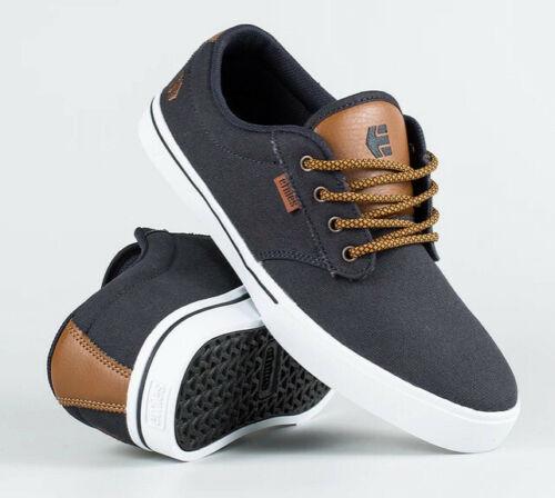 Etnies Jameson 2 Eco taille 42.5 (us 9.5) bleu marine/marron skate shoes