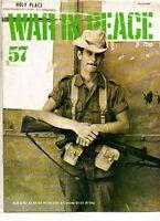 War in Peace Magazine - No.57