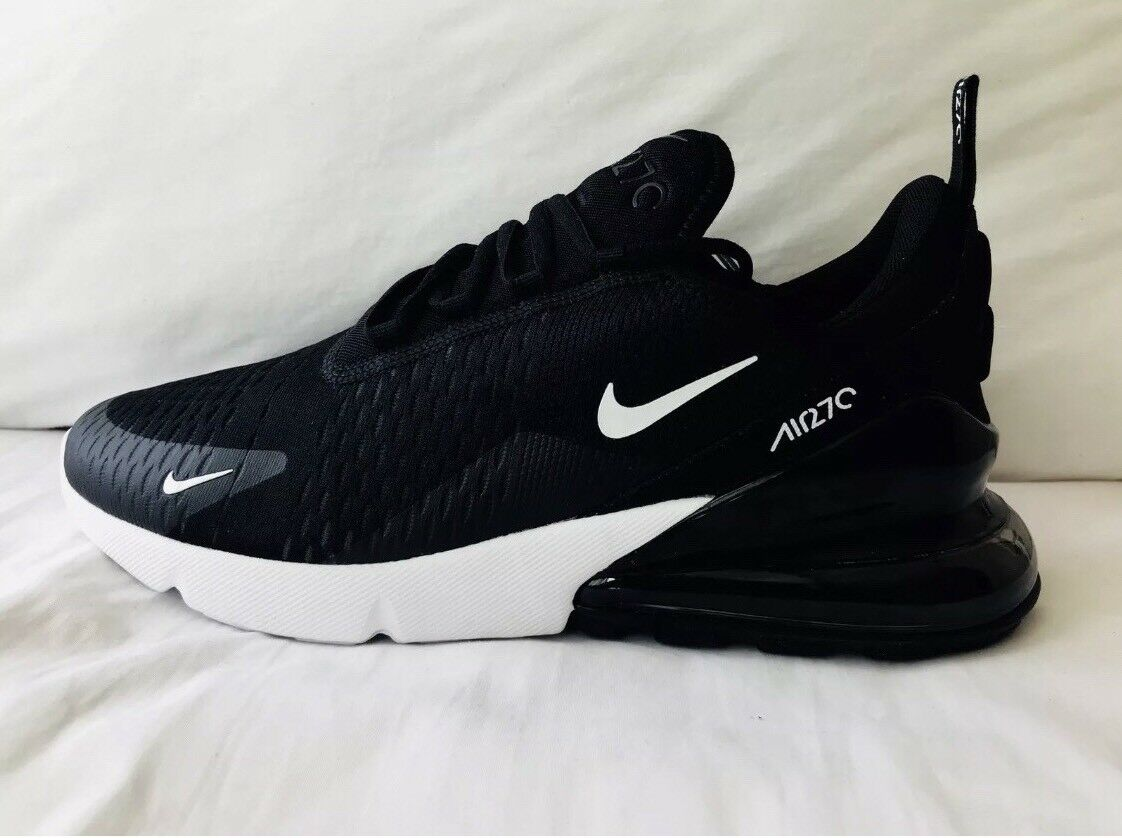 Nike Air Max 270 Size Black White Soler Red Size 270 fcc778