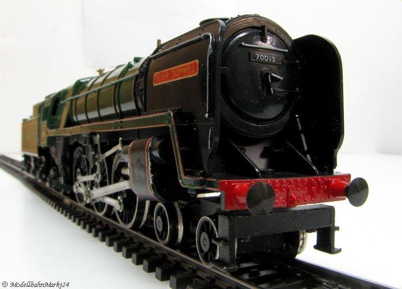 HORNBY R552 BR Dampflok  Oliver Cromwell  Epoche II 3L= Spur H0 00 OVP