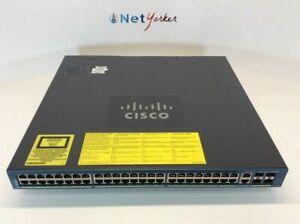 Cisco-WS-C4948-S-48-Port-Gigabit-Switch-WS-C4948-COMES-WITH-DUAL-POWER