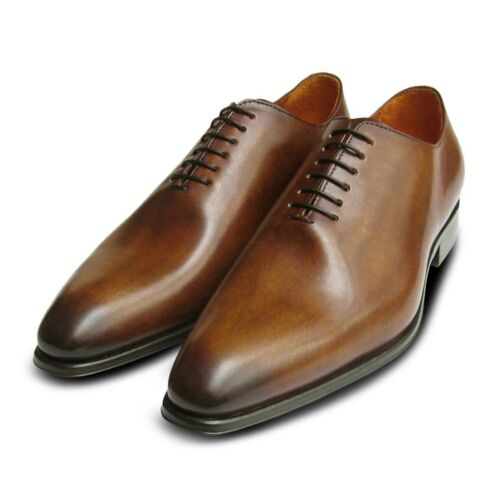 Mens Shoes Wholecut Designer Wholecut Designer Brown 8xTTI10