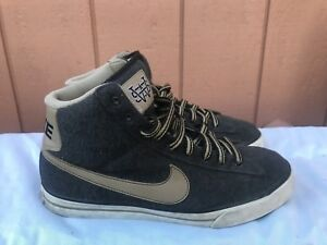 Nike Sweet Classic High Textile Men's Casual Shoe 416169-023 size 8 Sneakers