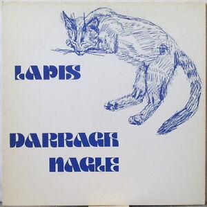 DARRAGH NAGLE & DEREK FULLER Lapis LP Top 1970s Hippie Folk—Rare Private HEAR