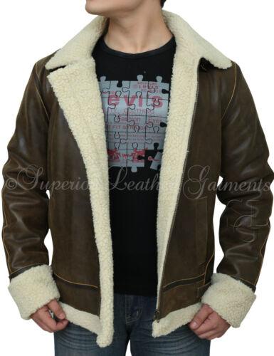3 MUMMIA LA TOMBA DELL/'IMPERATORE DRAGONE COW Hide Leather Jacket-Nuova con etichetta