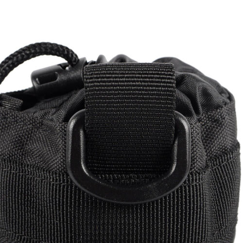 Military Hiking Wais Holder Sport Kettle Outdoor Tactical Molle Water Bottle Bag