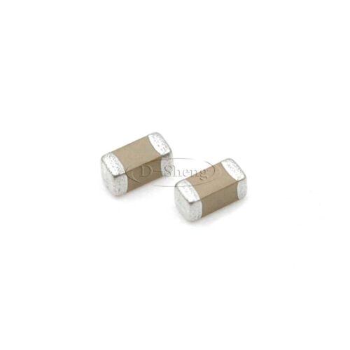100 x SMD//SMT 0603 Capacitors 104J 100NF 50V 0.1uF X7R Ceramic Capacitors