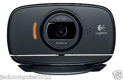 Logitech HD Webcam C525 laptop computer web cam 720p Video Calling with Autofocu