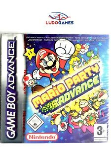 Mario-Party-Advance-GBA-Gameboy-Nuevo-Precintado-Retro-Sealed-Brand-New-PAL-EUR