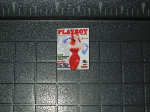 Jessica Rabbit 1//12 Scale Custom Playboy several interior pages