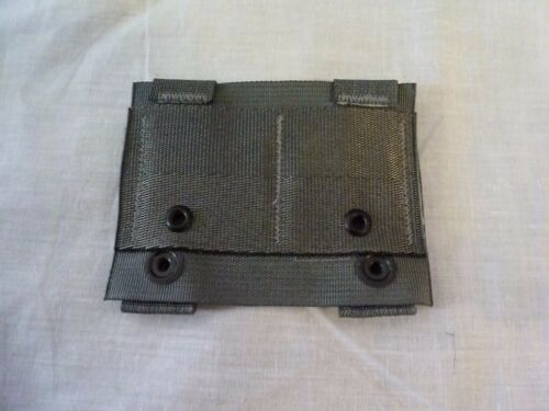 MOLLE II Keeper with Slide Adapter ALICE Foilage NEW The Lions Services, Inc.