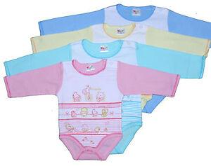 BABY-BODY-EINTEILER-PYJAMA-SCHLAFANZUG-Farbwahl