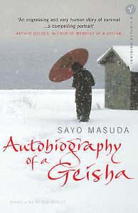 Autobiography-of-a-Geisha-Masuda-Sayo-Used-Very-Good-Book