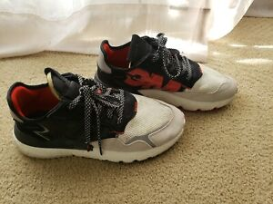 Adidas Nite Jogger 3M-de hombre Talla EE. UU. 10.5 | eBay