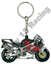 Honda VTR1000 SP2 RC51 rubber key ring motor bike cycle gift keyring chain SP1