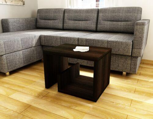 Beistelltisch 60x40cm Stelltisch Wohnzimmertisch kleiner Loungetisch Couchtisch