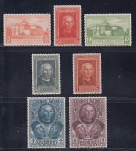 ESPANA-1930-SERIE-NUEVA-COMPLETA-SIN-FIJASELLOS-MNH-EDIFIL-559-65-COLON