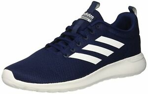 Details about adidas Men's Lite Racer CLN Running Shoe Dark Blue/White/Dark  Blue 13 M US New