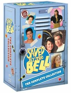 Saved-By-the-Bell-The-Complete-Series-Collection-16-Disc-DVD-NEW