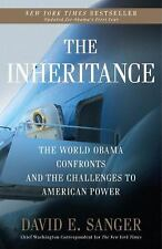 The Inheritance : The World Obama Confronts - Sanger (GREAT SHAPE)