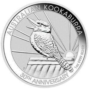 2020-Australian-Kookaburra-1oz-9999-Silver-Bullion-Coin-30th-Anniversary-PM
