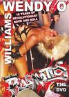 10 Years of Revolutionary Rock 'n' Roll [Video] * by Plasmatics/Wendy O. Williams (DVD, Nov-2006, MVD Visual)