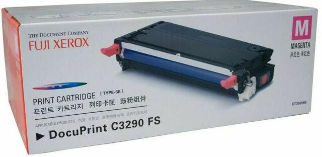 Fuji Xerox NEW GENUINE/ORIGINAL CT350569 MAGENTA M Ink Toner Cartridge c3290 fs