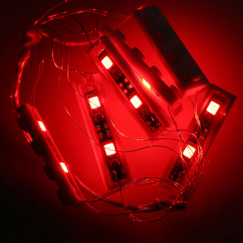 Universal DIY LED Lighting for Bricks Toy with USB Port 6 Color Lighting /_US