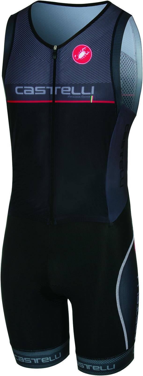 New Castelli Free Sanremo Suit SL / Skin Suit / Triathlon - Various Größes