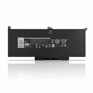 60Wh-F3YGT-Laptop-Battery-for-Dell-Latitude-12-7000-7280-7480-2X39G-DM6WC-7-6V