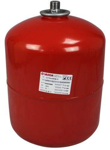 Varem Extravarem LR 18 L Membrana Espansione Riscaldamento Serbatoio Pressione