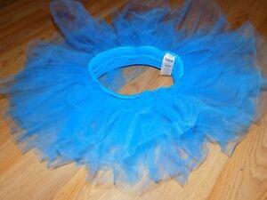 d3d0de89c650 Size XS Small Child Balera Dancewear Solid Turquoise Tutu Dance ...